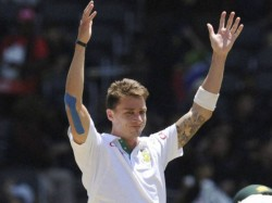 South Africa Paceman Dale Steyn Takes His 400th Test Wicket