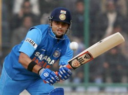 Suresh Raina Sings Song For Bollywood Film