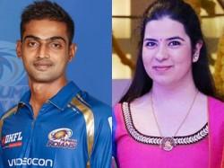 Cricketer Abhimanyu Mithun Marry Raadhika Sarathkumar S Daughter Rayane