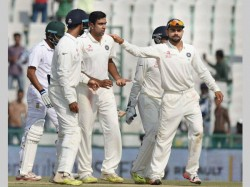 st Test India Beat South Africa 108 Runs Mohali