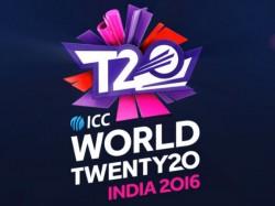 Icc Unveils World Twenty20 India 2016 Logo