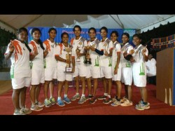 Mangalore University Win All India Inter Varsity Ball Badminton Championship