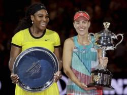 Angelique Kerber Defeats Serena Williams In Australian Open
