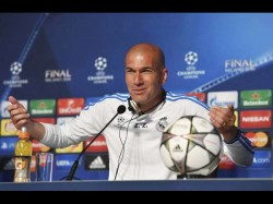 Zinedine Zidane Architect Victory Real Madrid 11th Champions League