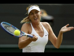 Tennis Maria Sharapova Suspended For Two Years Doping