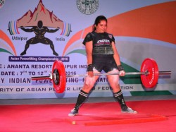 Supreetha Poojary Bagged Bronze In Asian Powerlifting Championship