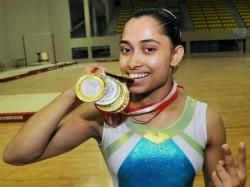 Gymnast Dipa Karmakar Will Get Busy With Ma Examination