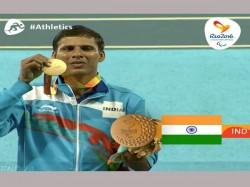 Devendra Jhajharia Wins Second Paralympic Gold Twitter Bows Down