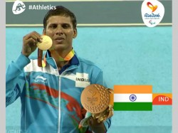 Rio Paralympics Devendra Jhajharia Breaks World Record Wins Gold