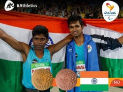 Rio Paralympics Who Is History Maker Mariyappan Thangavelu