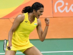 Rio Olympics Star Pv Sindhu Caught In Apparel Controversy