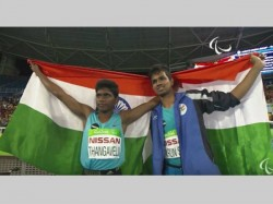 Rio Paralympics Medallists Will Also Given Khel Ratna Sports Minister