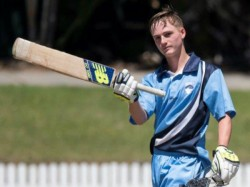 Steve Waugh S Son Austin Hits Ton As Nsw Metro Win Title