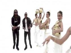 Dwayne Bravo Chris Gayle Dance Promote Skore Condoms Champion Song