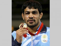 India S Olympic Medallist Sushil Kumar To Join Wwe