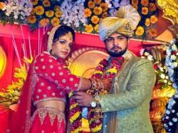 Sakshi Malik Enters Wedlock With Beau Satyawart Kadian Rohtak