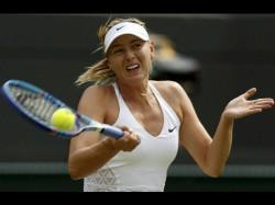 Injured Maria Sharapova Out Of Wimbledon