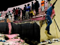 Eight Dies Several Injured In Senegal Football Stadium Chaos