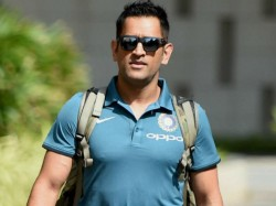 Ms Dhoni To Open Academy In Dubai