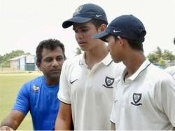 Arjun Tendulkar Named Mumbai S U 19 Squad One Day Tournament