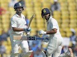 India Vs Srilanka 3rd Test Batting Put India In Command