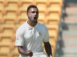 Ranji Karnataka Vs Vidarbha Semifinals Day 1 Highlights