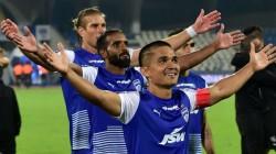 Bengaluru Football Club Won Against Mumbai City