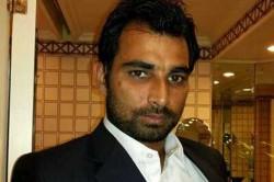 Mohammed Shami Injured Road Accident
