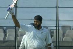 Vidarbha Team Scores 289 2 In First Test Agianst Rest Of India