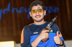 Anish Becomes Indias Youngest Gold Medalist In Cwg