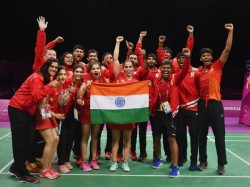 India Grabs Another Gold Medal In Badminton