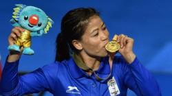Cwg 2018 Boxers Mary Kom Gaurav Solanki Grab Gold