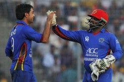 Rashid Khan Mujeeb Ur Rahman Stars In Afghanistan Test Squad