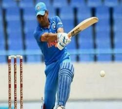 Firsts Mahendra Singh Dhoni