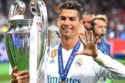 Ronaldo Hints At Shock Madrid Exit