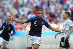 Fifa World Cup 2018 France Beat Argentina 4