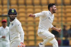 India Afghanistan Test Match 2nd Day Report Followon