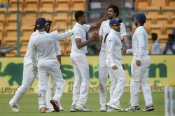 India Afghanistan Test Match India Won The Match