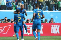 Fifa World Cup 2018 Brazil Vs Serbia Match Report Updates