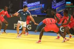 Kabaddi Masters India To Face South Korea In Semis