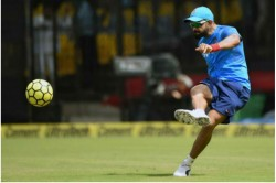 Virat Kohli Asks Fans Go Watch Indian Football Team Play