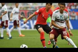 South Korea Vs Mexico Live Score Fifa World Cup