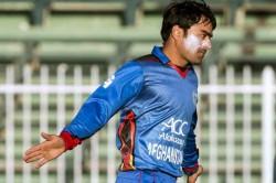 Rashid Khan Leads Afghanistan Comfortable Win
