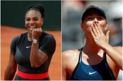 Serena Roars On Set Up Sharapova Blockbuster