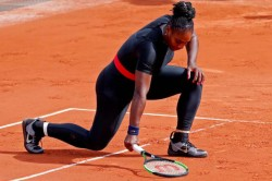 Serena Williams Pulls Of Maria Sharapova French Open Clash