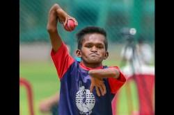 Rashid Khan An Inspiration Shankar Sajjan Differently Abled Net Bowler