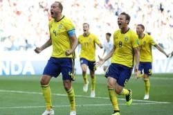 Fifa World Cup 2018 Sweden Beat South Korea 1