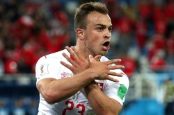Fifa World Cup 2018 Switzerland Vs Costa Rica Match Report