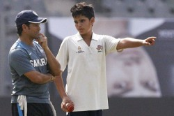 Arjun Tendulkar Under 19 1st International Wicket Sri Lanka Test