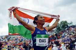 Hima Das Gold Medal Patriotism Moved Narendra Modi